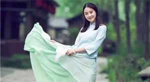 【选手风采】孙贝贝:清新女神,倾国倾城